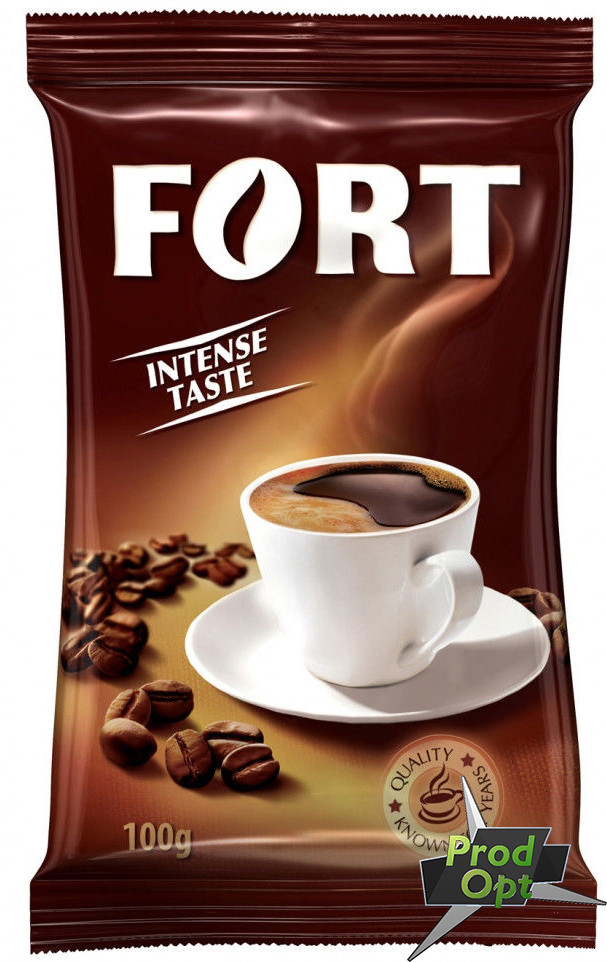 Кава мелена Еліт Форт 100 г