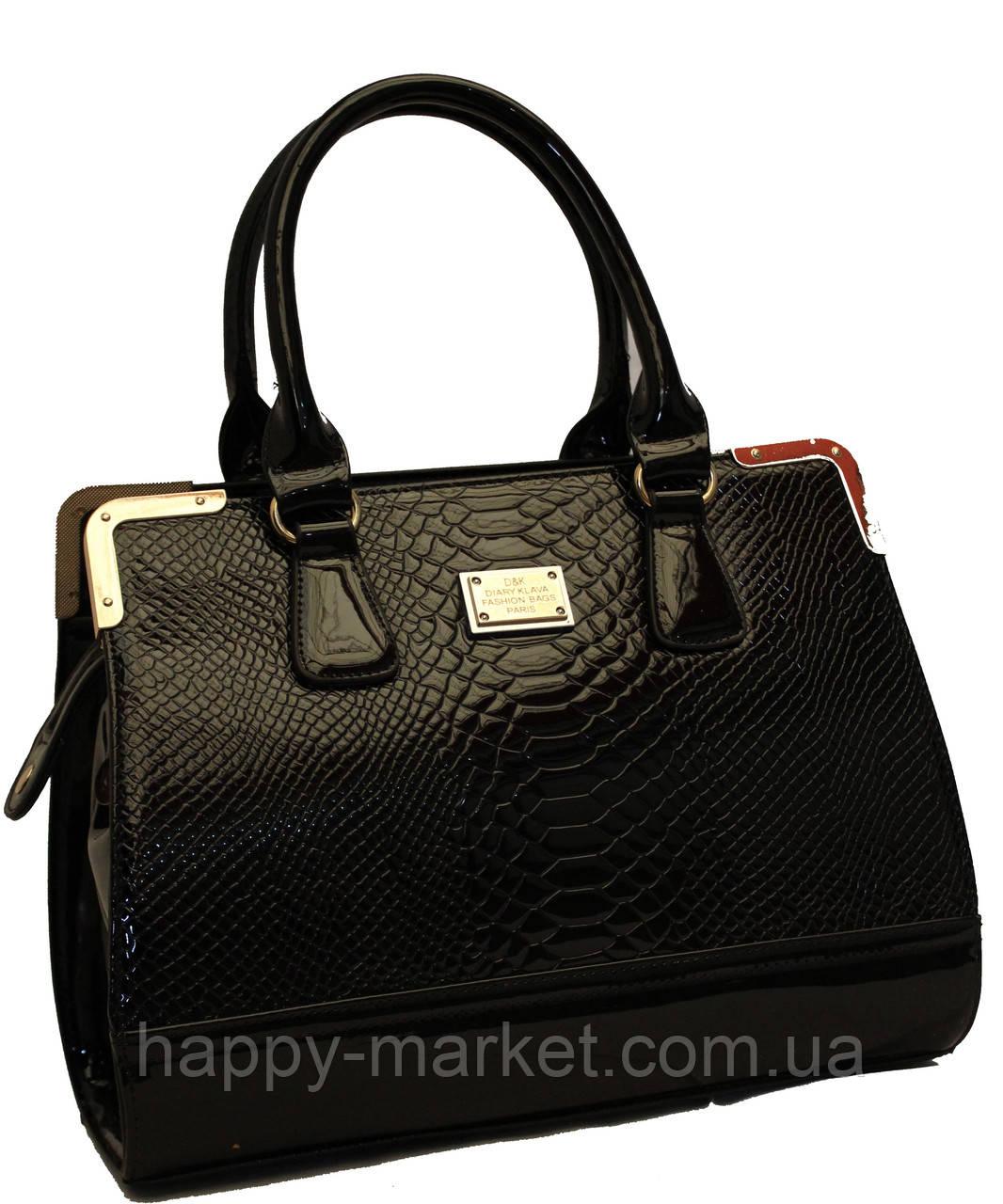 Сумка женская классическая каркасная Fashion 0121-1
