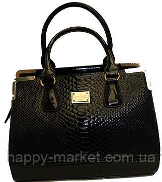 Сумка женская классическая каркасная Fashion 0121-1, фото 2