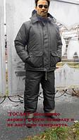 Зимний Костюм -40 ТОСЛАН на мембране с выставки рыбалка охота ActivExpo 2016