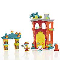 """Игровой набор Play-Doh """"Пожарная станция"""" Hasbro, фото 1"""