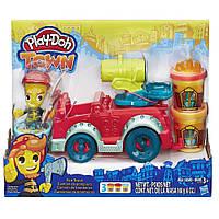 """Игровой набор Play-Doh """"Пожарная машина"""" Hasbro, фото 1"""