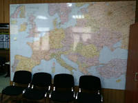 Карта автодорог Украины и Европы