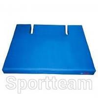 Мат спортивный гимнастический для спортзалов складной