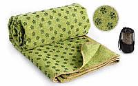 Коврик-полотенце для йоги