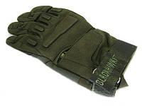 Перчатки тактические черные