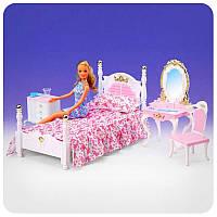 Мебель для кукол Барби Спальная, фото 1