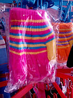 Перчатки зимние для девочек 6-24мес.