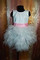 Платье Нарядное ,Пышное ,бальное , для девочки 3 - 5 лет