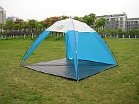 Палатка-тент туристическая двухместная Green Camp