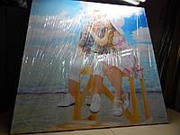 Широкоформатная печать .Печать фото,картин,плакатов ,банеров на холсте.