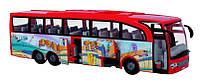 DICKIE Автобус туристичний червоний (3745005)