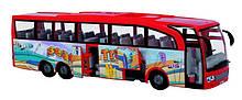 DICKIE Aвтобус туристический красный (3745005)