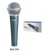 Микрофон проводной BETA-58A-LC