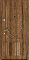 Двері броньовані Стандарт Виноріт, ручка на планці