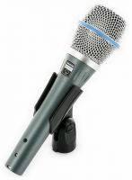 Микрофон проводной BETA-87C