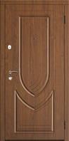 Двері броньовані Стандарт Виноріт, ручка на розетці