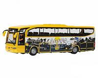 DICKIE Aвтобус туристический желтый 3314826