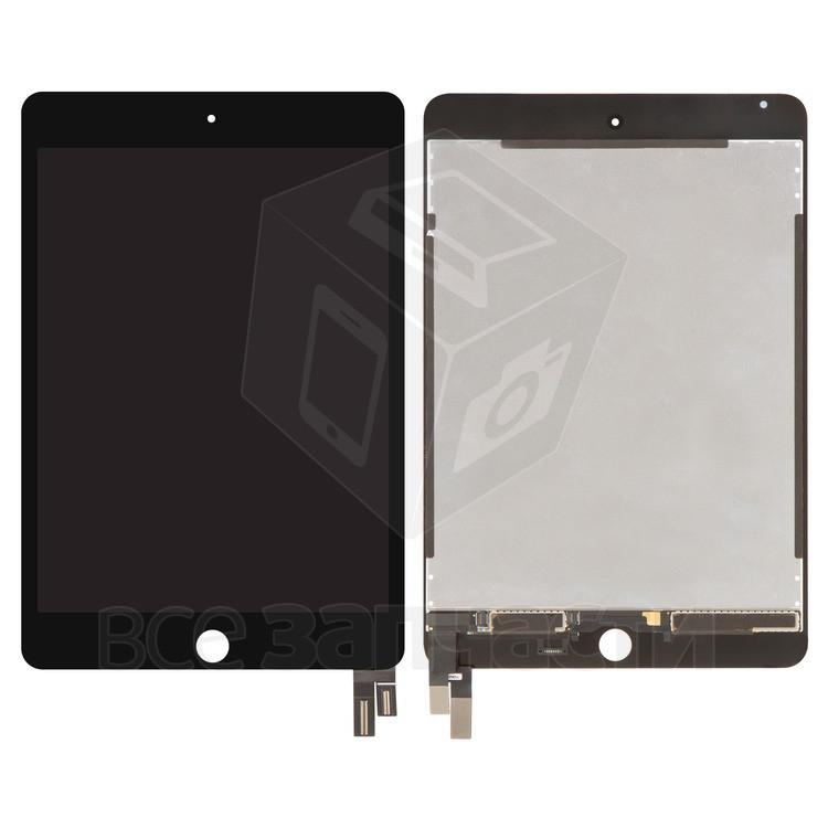 Дисплейный модуль для Apple iPad Mini 4, черный