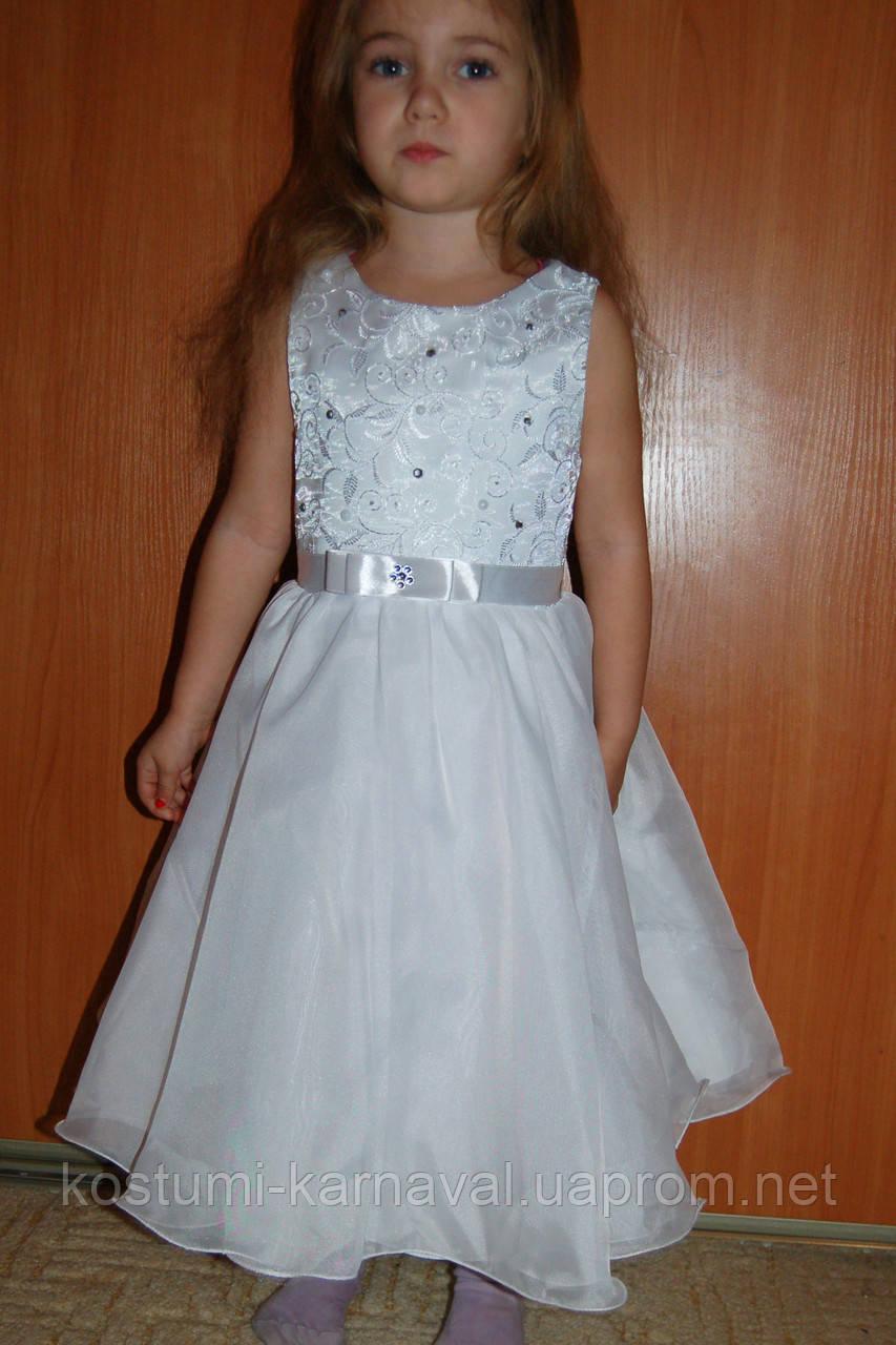 Платье нарядное для девочки,платье  праздничное .Бальное платье для девочки 3-5  лет