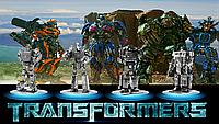 3Д Модели трансформеров