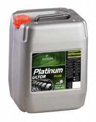 PLATINUM ULTOR PLUS CI-4 15W-40 20л