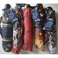 Женский зонт полуавтомат на 10 карбоновых спиц WE-DA Польша