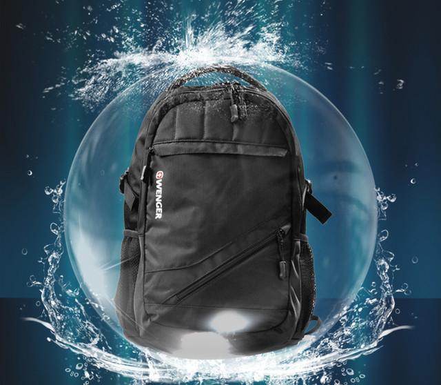 Влагостойкий или водонепроницаемый рюкзак?