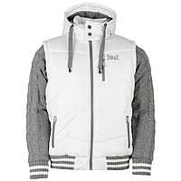 Куртка Everlast Knitted Sleeve Jacket Mens