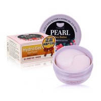 Гидрогелевые патчи Petitfee KOELF Hydro Gel Pearl & Shea Butter Eye Patch, 60 шт
