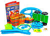 Детский магнитный конструктор MAG BLOCK, конструктор для детей на 48 деталей MAG - Vision (Маг Вижн)