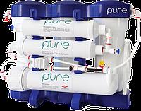 Система обратного осмоса P'ure Ecosoft с минерализацией и помпой, фото 1
