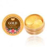 Антивозрастные гидрогелевые патчи  KOELF Gold & Royal Jelly Eye Patch , 60 шт, фото 2