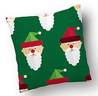 Подушка  Рождественские гномы.