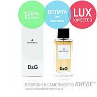 Dolce & Gabbana D&G 4 L'Empereur. Eau De Toilette 100 ml/ Туалетная вода Дольче Габбана Номер 4 100 мл