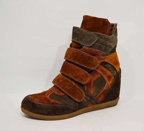 Женские зимние ботинки Phany 025, фото 2