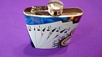 Фляга по коньяк Poker для рыбалки, охоты и туризма