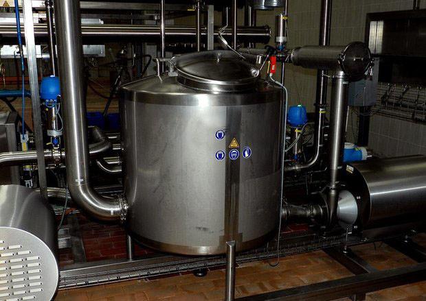 Оборудование для производства сыра - OOO «Металл Комфорт Сервис»  в Одессе