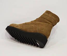 Зимние коричневые ботинки Destino 129, фото 3