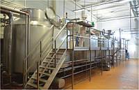 Цех по производству сыра