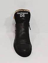 Черные зимние ботинки Ditas 104, фото 2