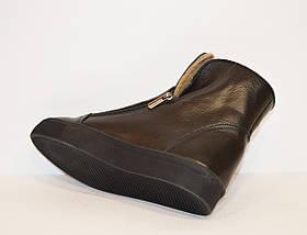 Черные зимние ботинки Ditas 104, фото 3