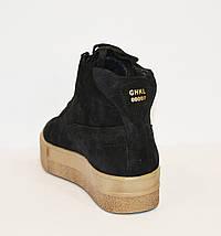Зимние замшевые ботинки Ditas ПМ 39 размер, фото 2