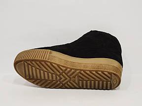 Зимние замшевые ботинки Ditas ПМ 39 размер, фото 3