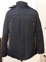 Куртка мужская зима полубатальная оптом