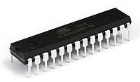 ATmega328P-PU, Микроконтроллер 8-Бит, picoPower, AVR, 20МГц, 32КБ Flash DIP28