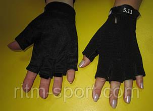 Рукавиці тактичні з відкритими пальцями 5.11, фото 2