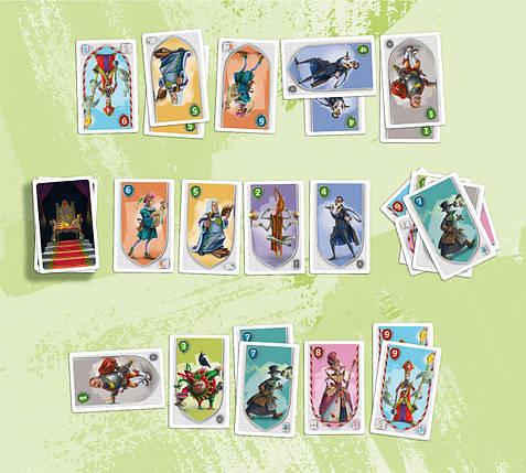 Настольная игра Сірий кардинал (Серый кардинал, Behind the Throne), фото 2
