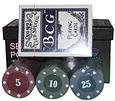 Набор для игры в покер с номиналом 60 фишек Duke CC4060, фото 2