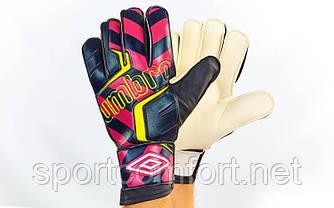 Воротарські рукавички Umbro 9-ка, 10-ка, 11 - ка